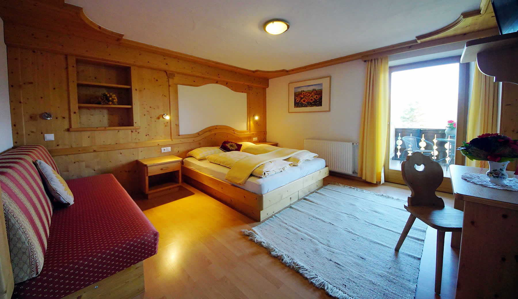 Rooms Antermoia Val Badia