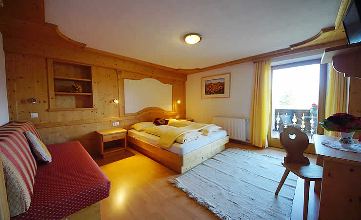 Rooms Hotel Antermoia
